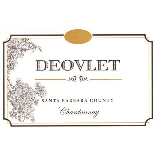 Deovlet Chardonnay, Santa Barbara County 2015