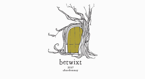 Betwixt Chardonnay, R Bar R Vineyard Santa Cruz Mountains 2017