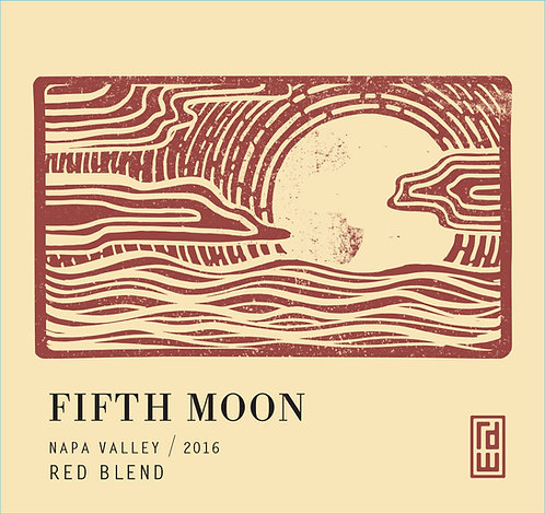 "RD Winery ""Fifth Moon"" Red Blend, Napa Valley 2016"
