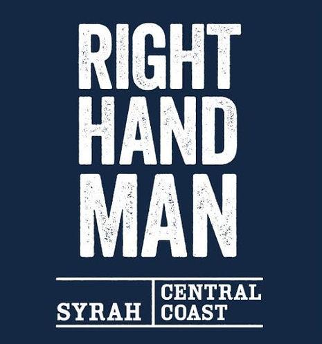 "McPrice Myers ""Right Hand Man"" Syrah, Central Coast 2017"
