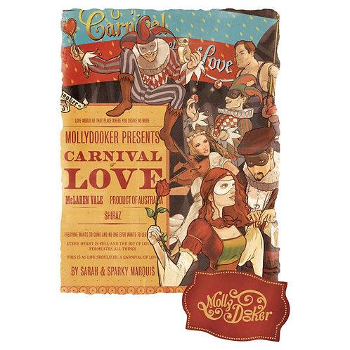 Mollydooker Carnival of Love Shiraz, McLaren Vale 2014