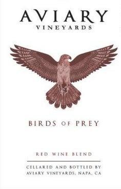 Aviary Vineyards Birds of Prey Red Blend, California 2018