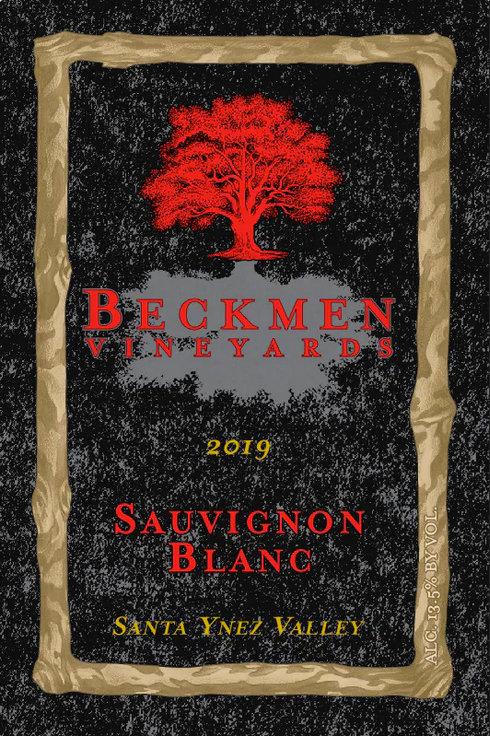 Beckmen Vineyards Sauvignon Blanc, Santa Ynez Valley 2019