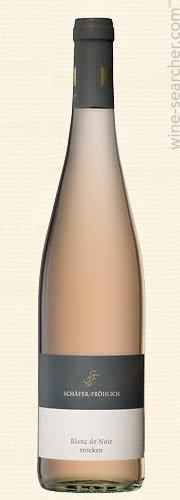 Schafer-Frolich Rosé of Pinot Noir, Nahe Germany 2018
