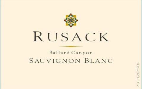 Rusack Sauvignon Blanc, Ballard Canyon 2018