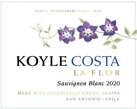 "Koyle Costa ""La Flor"" Sauvignon Blanc, Colchagua Valley 2020"