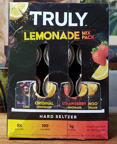 Truly Lemonade Hard Seltzer Mix Pack