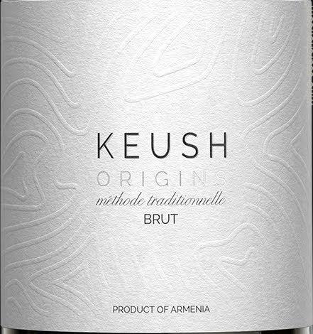 Keush Origins Brut, Armenia NV