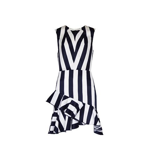 Adriane Stripe Dress
