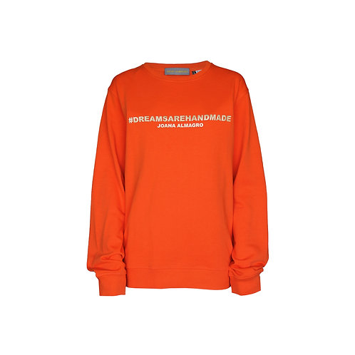 D.A.H.M. Orange Sweater