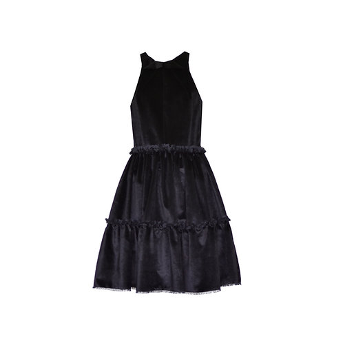 Velvet Issa Halter Dress