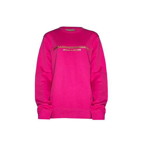 Pink D.A.H.M. Sweater Without Straps