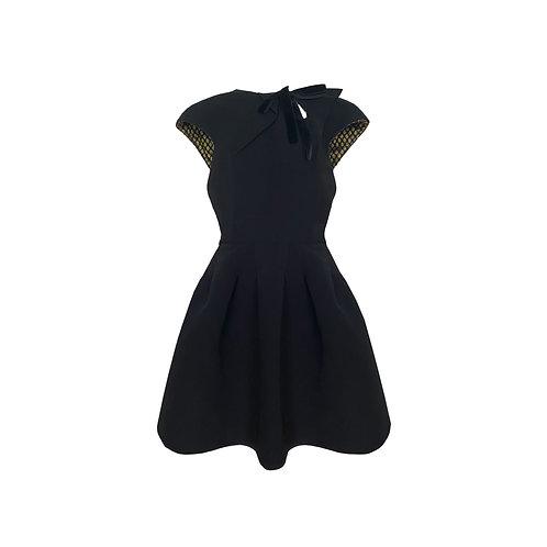 Imara Black Dress