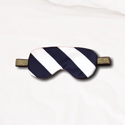 Striped Sleeping Mask