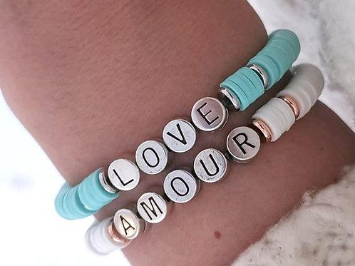 Bracelet Messager Love