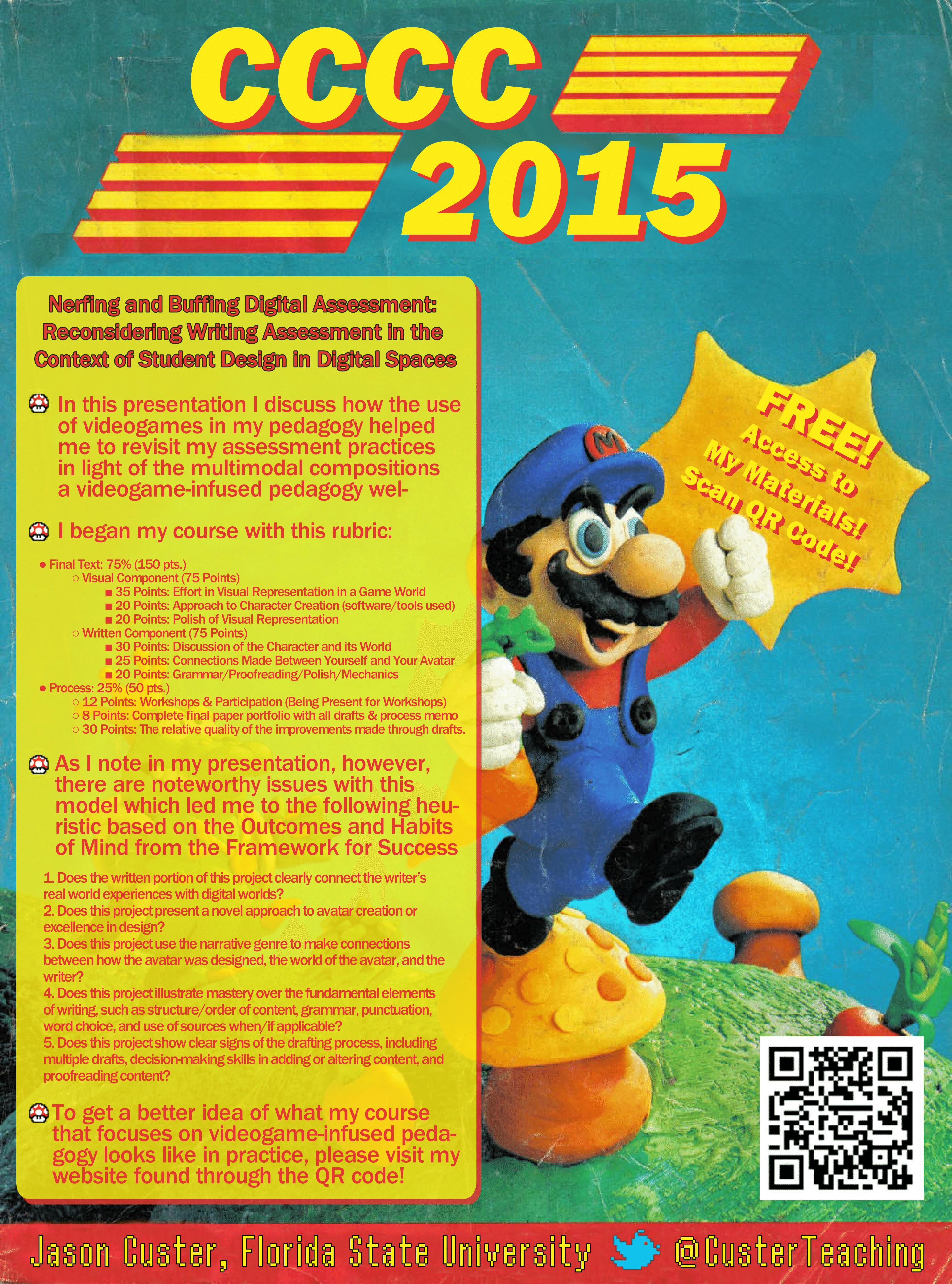 CCCC 2015