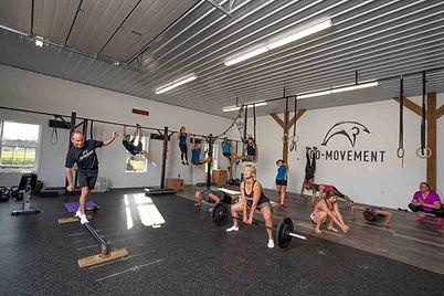 online program for beginners at comovement gym