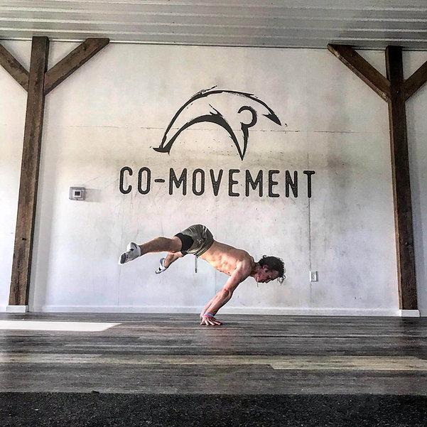 stradle front planche CoMovement fitness center oriskany falls new york