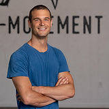 Andy Personal Trainer at Co-Movement Gym