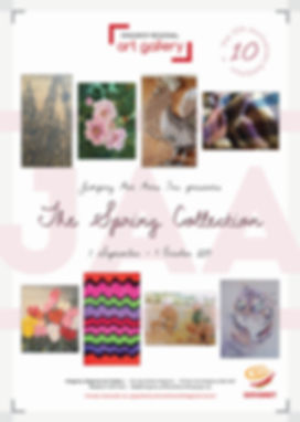 Catalogue Cover - The Spring Collection
