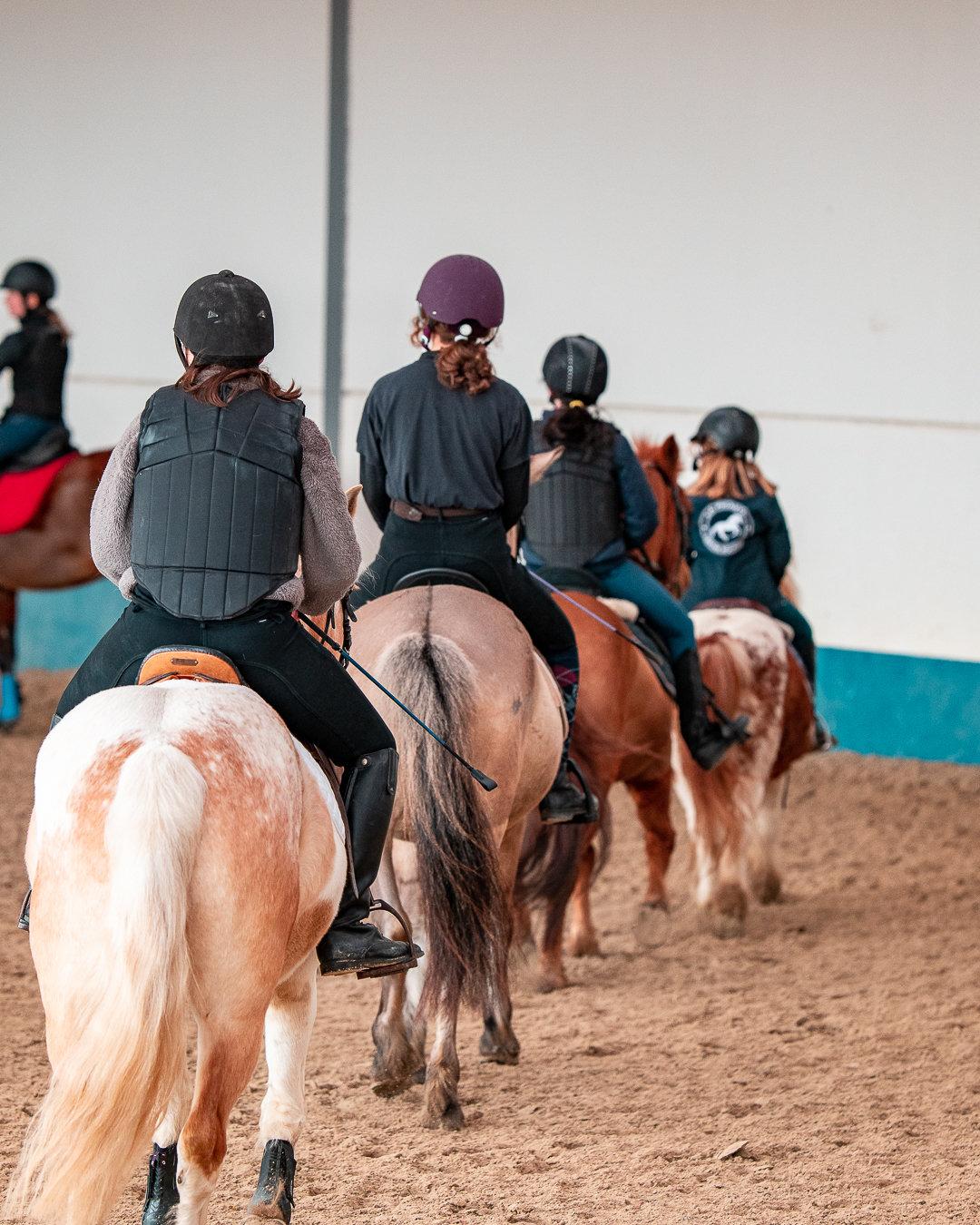Cours d'équitation (Confirmé/KIDS+)