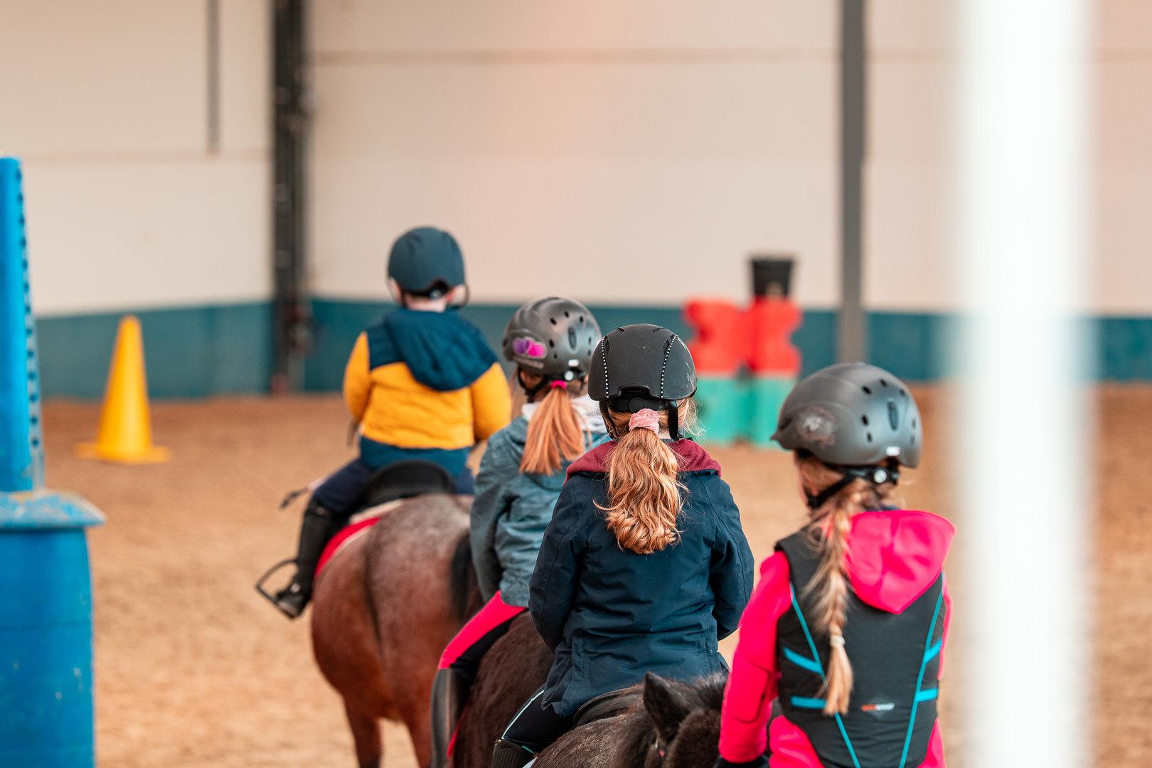 Cours d'équitation (KIDS)