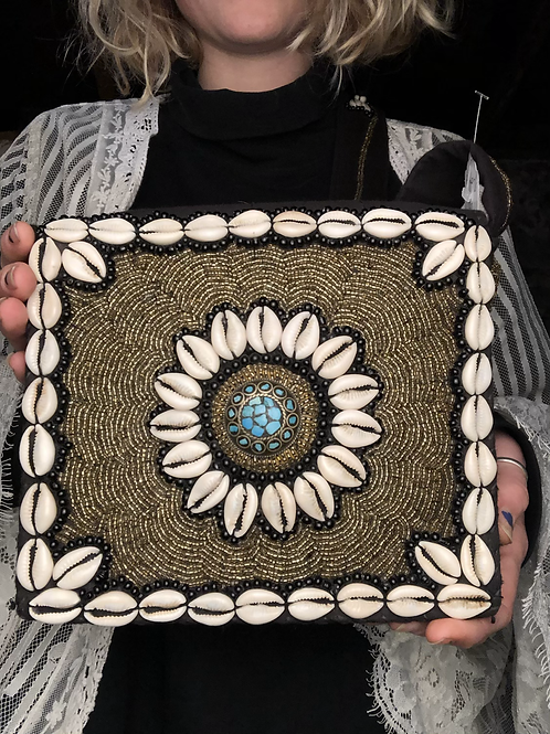 Indonesian Beaded Bag