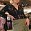 Thumbnail: Psychedelic Sequin Silk Crop