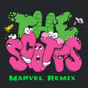 The Scotts Remix by DJ Marvel