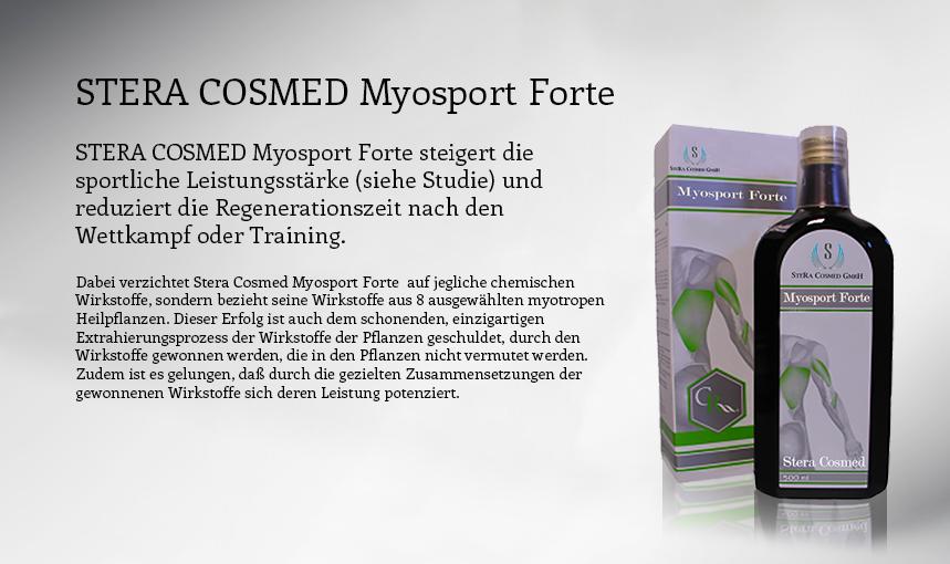 Myosport Forte