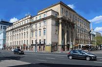 Здание по адресу Москва ул. Тверская, д.20, стр.1