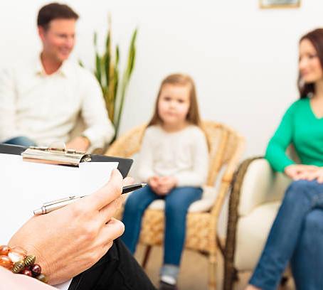 Определение места жительства ребенка при раздельном проживании родителей