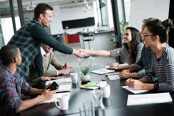 общение в бизнесе