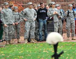 Blue Hen Veterans at UD