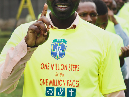 Global Walk to Help Raise NTD Awareness