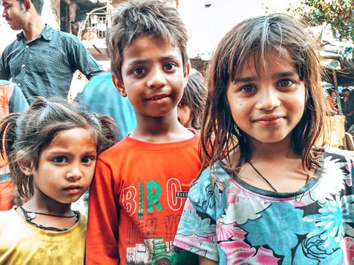 Community Awareness + Education Transforming a Slum