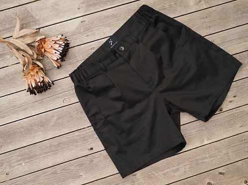 Classic Zip-Fly Shorts
