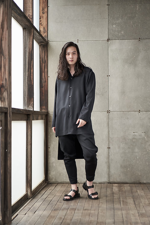 Design Long Shirt Coat