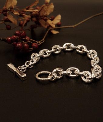 Silver 950 Bracelet / J O U R N E Y