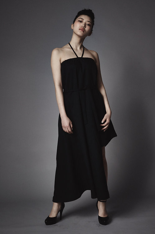 Asymmetry Dress / Anne