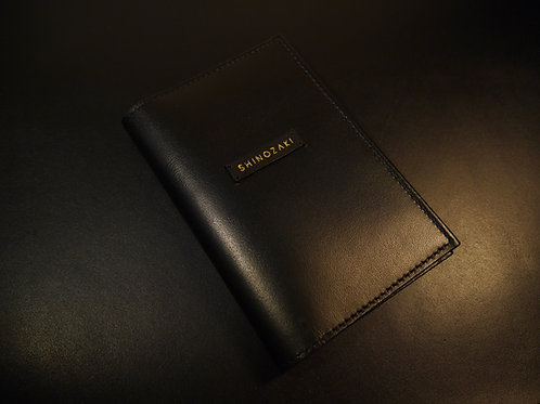 "Passport Cover / ""Stay or Journey"""