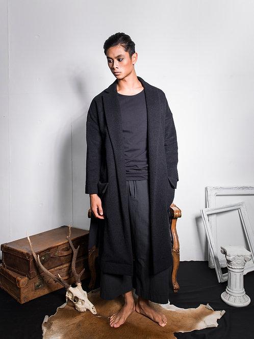 Angora Chester Coat