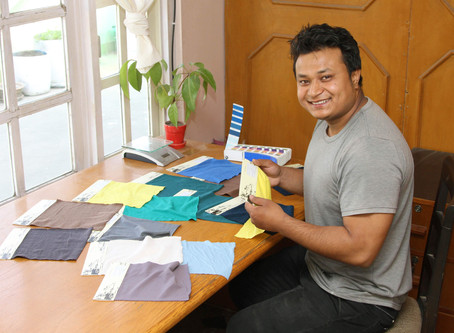 Meet Employee of the Month: Nikesh Purnaa's Sourcing Manager