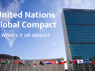 UN Global Compact and Garment Manufacturing