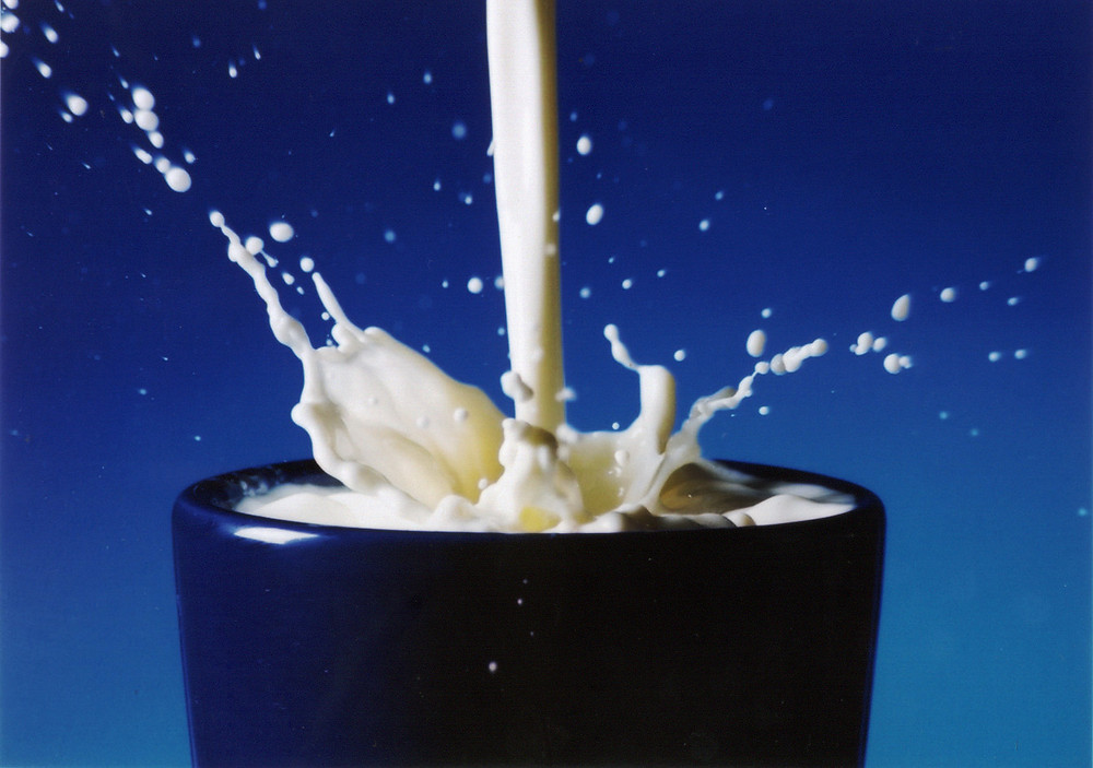 Milk as a sustainable source