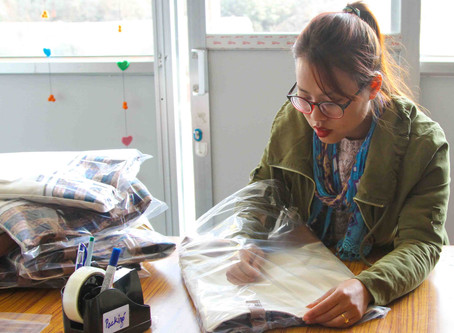 Meet Sabitri, Our Diligent and Determined Packing Team Leader