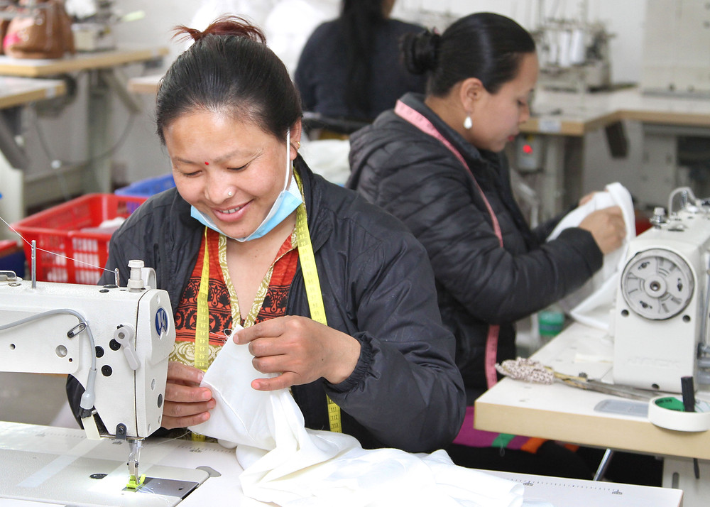 Ethical manufacturer in Nepal