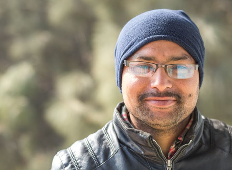 Meet Pramod, Our Resourceful Building Manager