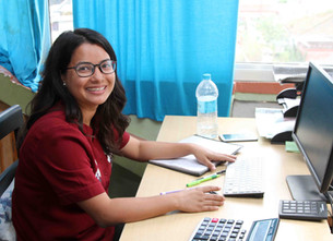 Meet Sajina, Our Caring and Hard-Working Accountant