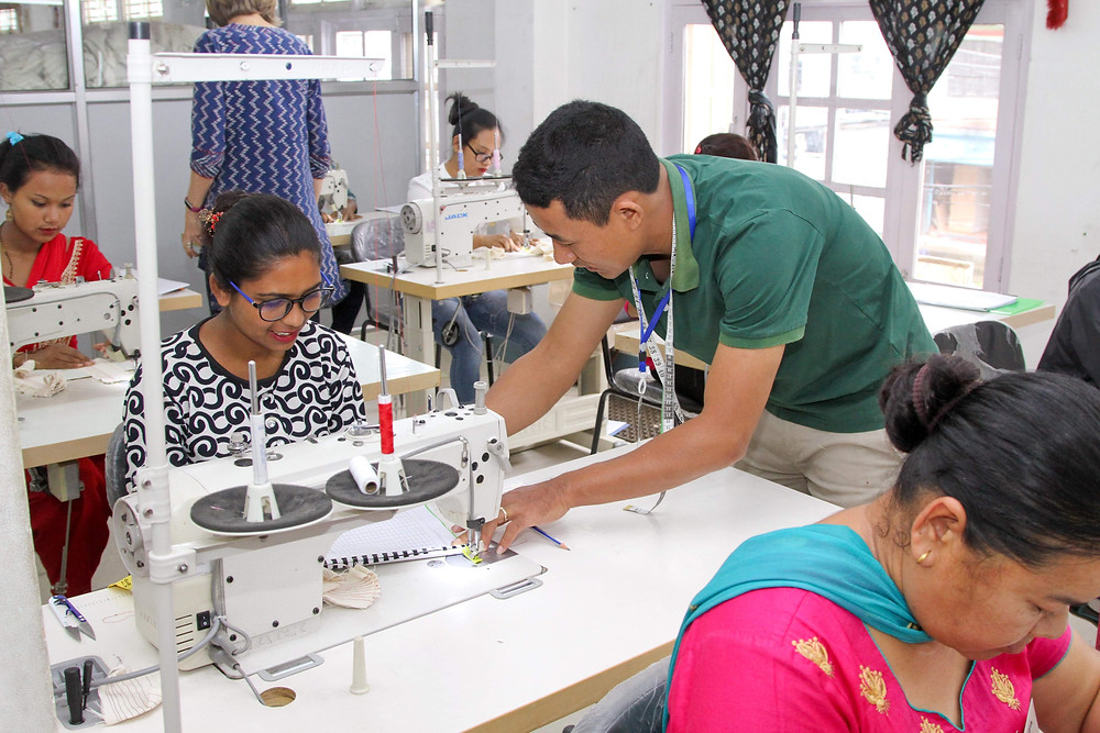 Empowering women through manufacturing